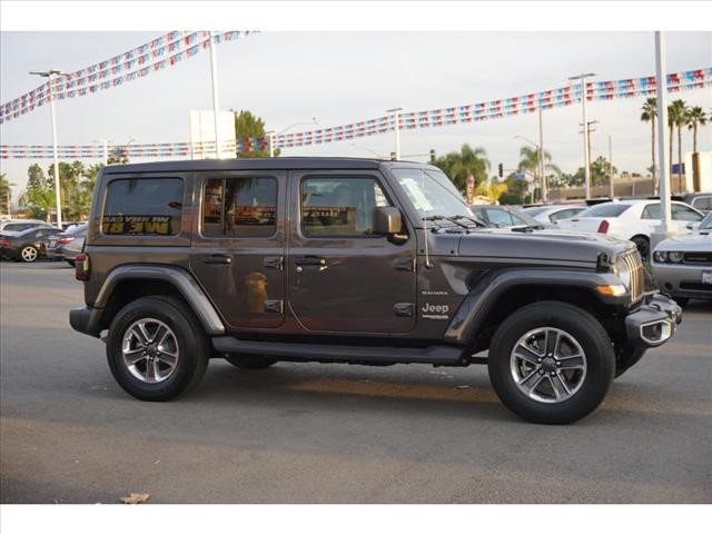 Certified Pre-Owned 2019 Jeep Wrangler Unlimited Sahara